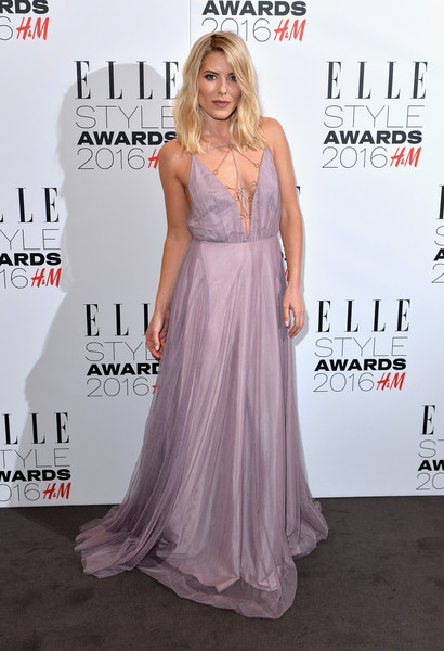 Mollie King Evening Dress