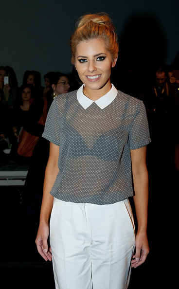 Mollie King Loose Blouse