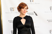 Molly Ringwald Cutout Dress