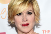 Molly Ringwald Layered Razor Cut