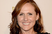 Molly Shannon Medium Wavy Cut