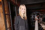 Molly Sims Bomber Jacket