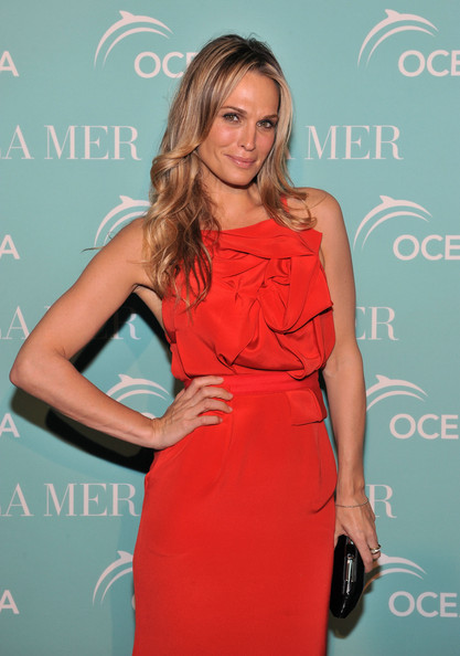 Molly Sims Frame Clutch