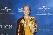 Molly Sims Evening Coat