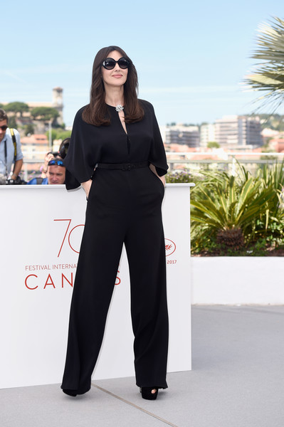 Monica Bellucci Jumpsuit