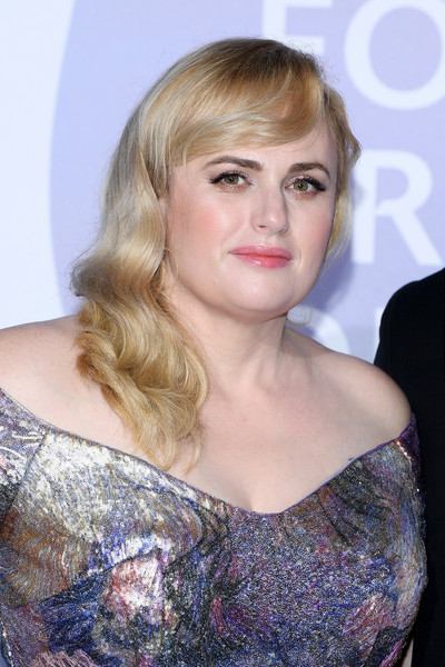 Rebel Wilson attended the Monte-Carlo Gala for Planetary Health wearing her hair in side-swept waves.