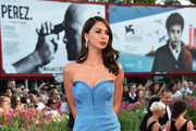 Moran Atias Strapless Dress