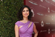 Morena Baccarin Cutout Dress