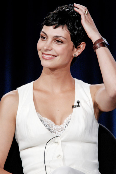 Morena Baccarin Rectangle-faced Watch