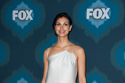 Morena Baccarin Strappy Sandals