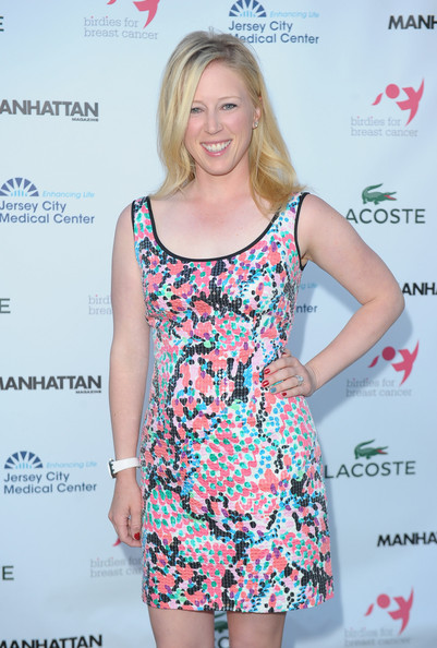 Morgan Pressel Print Dress