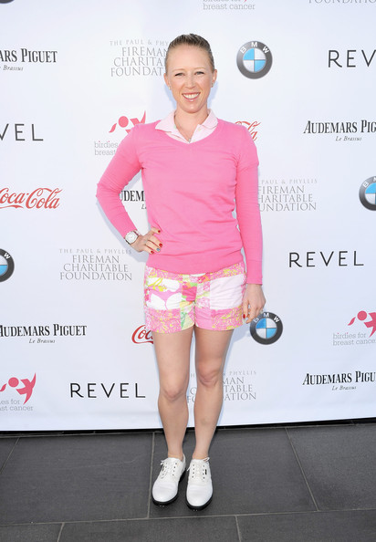 Morgan Pressel Clothes
