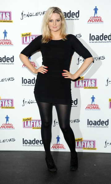 Morgana Robinson Little Black Dress