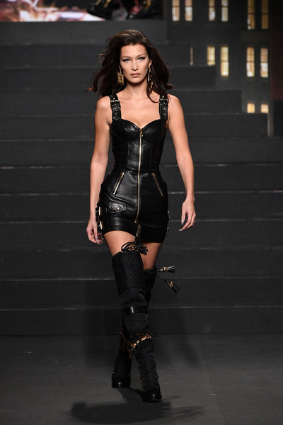 5fedcce68d1 More Pics of Bella Hadid Over the Knee Boots (1 of 4) - Boots Lookbook -  StyleBistro