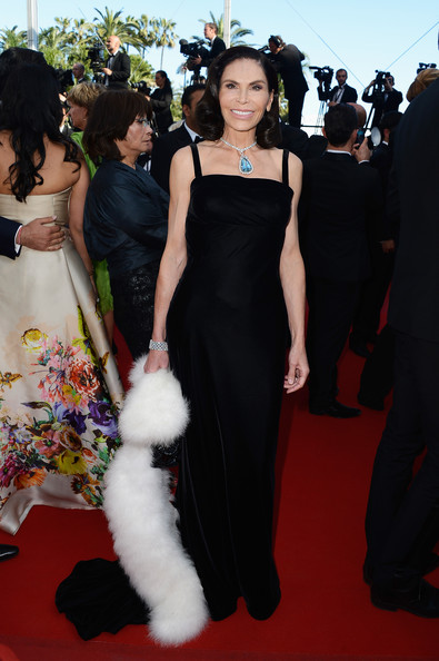 Mouna Ayoub Evening Dress [red carpet,carpet,dress,clothing,fashion,premiere,gown,event,flooring,shoulder,cannes,france,zulu premiere and closing ceremony,cannes film festival,zulu premiere and closing ceremony,palais des festivals,mouna ayoub]