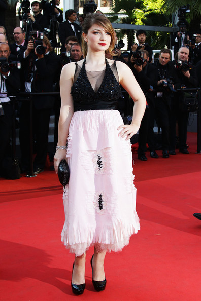 Eve Hewson in Chanel
