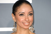 Mya Dangling Diamond Earrings