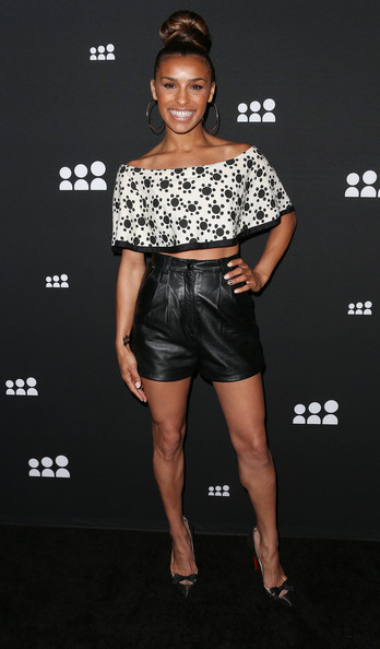 More Pics of Melody Thornton Dress Shorts (1 of 2) - Dress Shorts Lookbook - StyleBistro