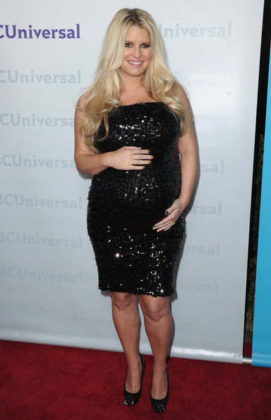 73223c8244b More Pics of Jessica Simpson Maternity Dress (8 of 24) - Dresses   Skirts  Lookbook - StyleBistro