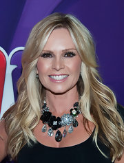 Tamra's flowing tresses looked completely effortless at the '2013 Summer TCA Tour.'