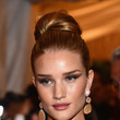 Rosie Huntington-Whiteley's Diva 'Do and Winged Eyes