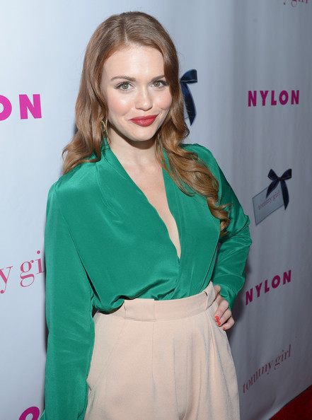 More Pics of Holland Roden Long Side Part (1 of 7) - Long Side Part Lookbook - StyleBistro