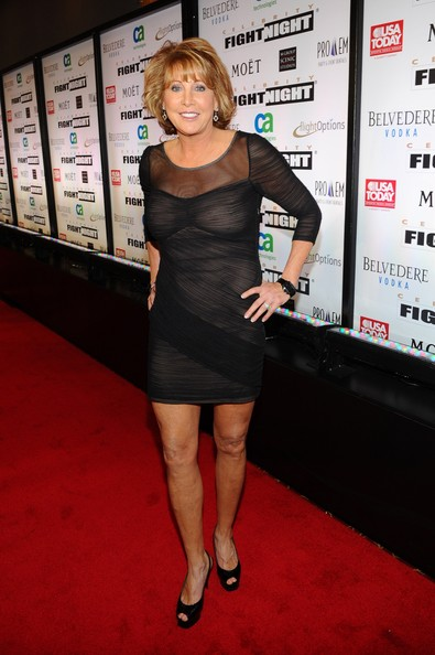 Nancy Lieberman Little Black Dress