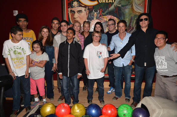 Best Buddies' Bowling for Buddies Event
