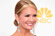 Nancy O'Dell Chignon