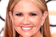 Nancy O'Dell Long Straight Cut