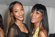 Jourdan Dunn and Naomi Campbell Photo