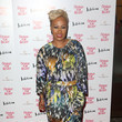 Emeli Sande in Abstract Patterns
