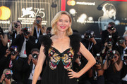 Naomi Watts Evening Dress