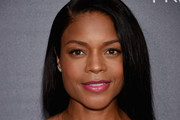 Naomie Harris Long Side Part