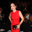 Gloria Estefan at Narciso Rodriguez
