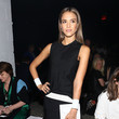 Jessica Alba at Narciso Rodriguez