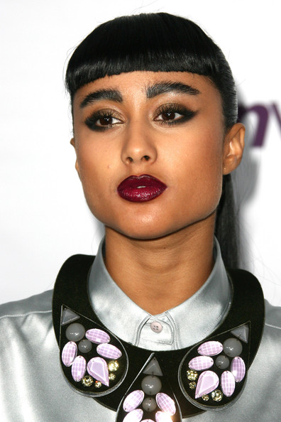 Natalia Kills Ponytail
