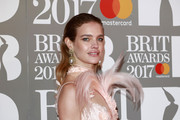 Natalia Vodianova Satin Clutch