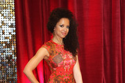 Natalie Gumede Print Dress