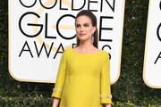 Natalie Portman Box Clutch
