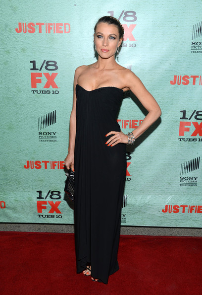 Natalie Zea Strapless Dress