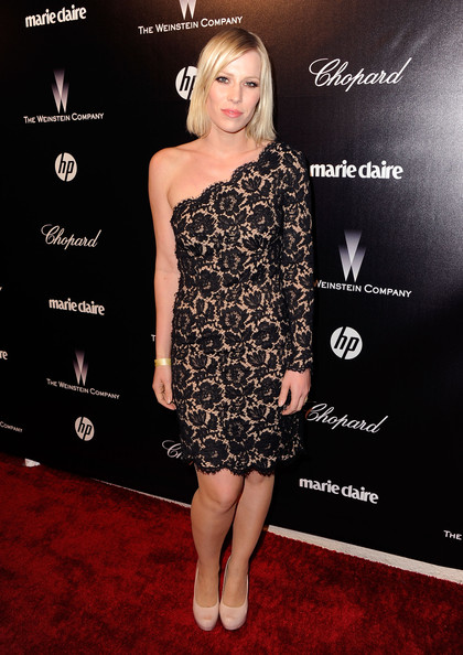 Natasha Bedingfield Platform Pumps [little black dress,fashion model,dress,flooring,shoulder,beauty,cocktail dress,joint,carpet,fashion,natasha bedingfield,hotel,beverly hills,california,the beverly hilton,weinstein company,2012 golden globe awards,arrivals,party]