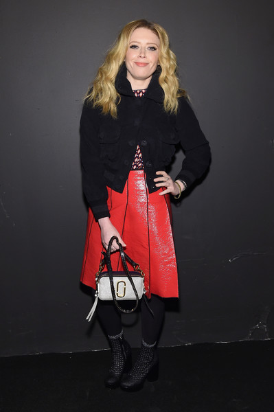 Natasha Lyonne Fabric Bag