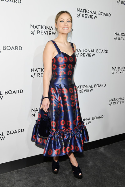 More Pics of Olivia Wilde Messy Updo (2 of 14) - Olivia Wilde Lookbook - StyleBistro [clothing,dress,cocktail dress,fashion,fashion model,shoulder,premiere,carpet,footwear,fashion design,arrivals,olivia wilde,new york city,cipriani 42nd street,the national board of review annual awards gala,national board of review annual awards gala]