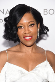 Regina King rocked vintage-glam waves at the National Board of Review Awards Gala.