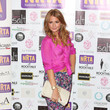 Millie Mackintosh Rocks Floral Pants—Perfectly!