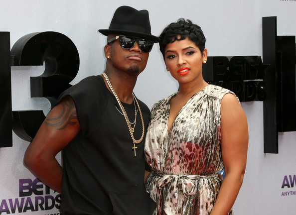 Arrivals at the BET Awards