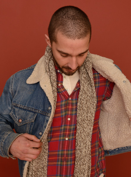 More Pics of Shia LaBeouf Denim Jacket (2 of 11) - Shia LaBeouf Lookbook - StyleBistro