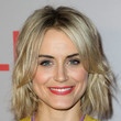 Taylor Schilling's layered lob