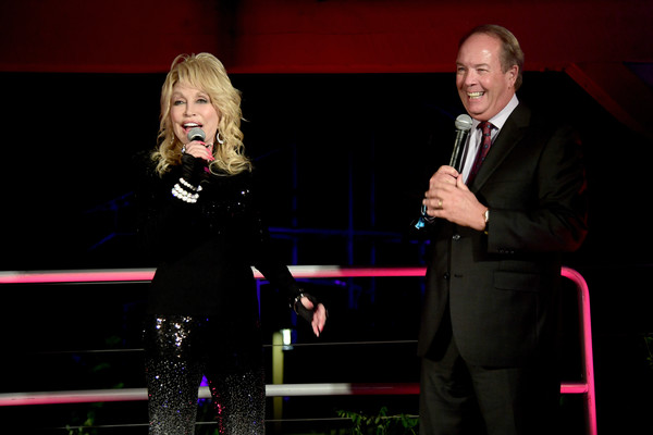 More Pics of Dolly Parton Turtleneck (6 of 28) - Dolly Parton Lookbook - StyleBistro [heartstrings,event,performance,performing arts,stage,singing,singer,music artist,speech,dolly parton,craig ross,pigeon forge,tennessee,netflix,premiere]